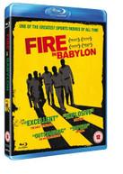 FIRE IN BABYLON BLU-RAY [UK] BLURAY