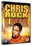 SATURDAY NIGHT LIVE - CHRIS ROCK DVD [UK] DVD
