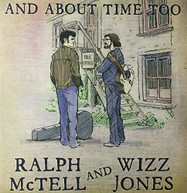 RALPH MCTELL / WIZZ  JONES - & ABOUT TIME TOO VINYL