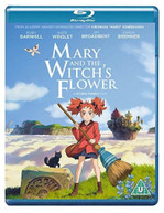 MARY & THE WITCH'S FLOWER BLU-RAY [UK] BLURAY