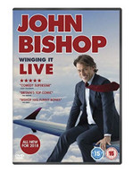JOHN BISHOP - WINGING IT LIVE DVD [UK] DVD