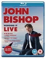 JOHN BISHOP - WINGING IT LIVE BLU-RAY [UK] BLURAY
