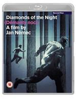 DIAMONDS OF THE NIGHT BLU-RAY [UK] BLURAY