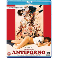 ANTIPORNO DVD + BLU-RAY [UK] BLURAY