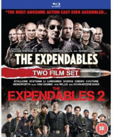 EXPENDABLES 1 & 2 BLURAY