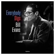BILL EVANS - EVERYBODY DIGS VINYL