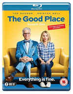 THE GOOD PLACE SEASON 1 BLU-RAY [UK] BLURAY