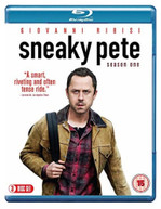 SNEAKY PETE SEASON 1 BLU-RAY [UK] BLURAY