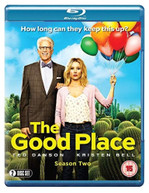 THE GOOD PLACE SEASON 2 BLU-RAY [UK] BLURAY