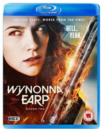WYNONNA EARP SEASON 2 BLU-RAY [UK] BLURAY
