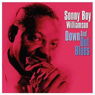SONNY BOY WILLIAMSON - DOWN & OUT BLUES - VINYL