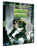 SWAMP THING DVD + BLU-RAY [UK] BLURAY