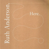 RUTH ANDERSON - HERE VINYL