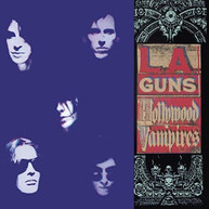 LA GUNS - HOLLYWOOD VAMPIRES CD