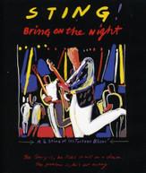 STING - BRING ON THE NIGHT BLURAY