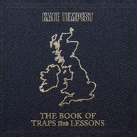 KATE TEMPEST - BOOK OF TRAPS & LESSONS - CD