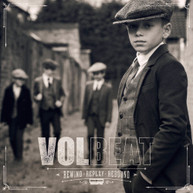 VOLBEAT - REWIND REPLAY REBOUND - CD
