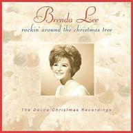 BRENDA LEE - ROCKIN AROUND THE CHRISTMAS TREE VINYL