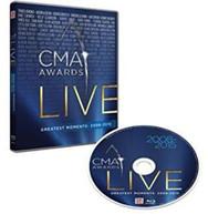 CMA AWARDS LIVE: GREATEST MOMENTS 2008 -2015 BLURAY