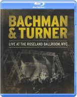 BTO ( BACHMAN) (-TURNER) (OVERDRIVE - LIVE AT THE ROSELAND THEATRE BLURAY