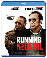 RUNNING WITH THE DEVIL BLURAY