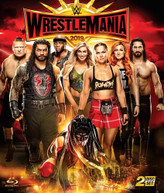 WWE: WRESTLEMANIA 35 BLURAY
