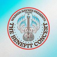 WARREN HAYNES - WARREN HAYNES PRESENTS THE BENEFIT CONCERT 16 BLURAY