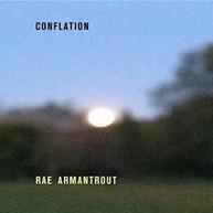 RAE ARMANTROUT - CONFLATION VINYL