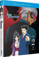 ACE ATTORNEY: SEASON TWO - PART TWO BLURAY