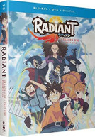 RADIANT: SEASON ONE - PART ONE BLURAY