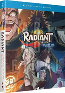 RADIANT: SEASON ONE - PART TWO - BLURAY