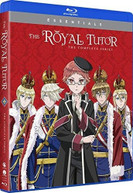 ROYAL TUTOR: COMPLETE SERIES BLURAY