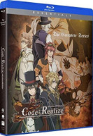 CODE:REALIZE - GUARDIAN OF REBIRTH: COMP SERIES BLURAY