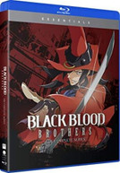 BLACK BLOOD BROTHERS: COMPLETE SERIES BLURAY