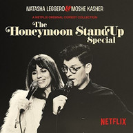NATASHA LEGGERO / MOSHE  KASHER - HONEYMOON STAND UP SPECIAL VINYL