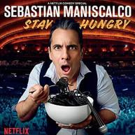 SEBASTIAN MANISCALCO - STAY HUNGRY VINYL