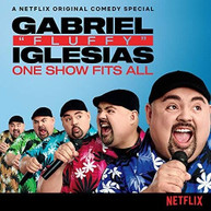 GABRIEL IGLESIAS - ONE SHOW FITS ALL VINYL