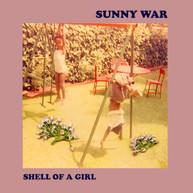 SUNNY WAR - SHELL OF A GIRL VINYL
