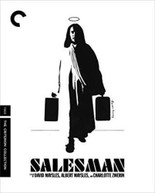 CRITERION COLLECTION: SALESMAN BLURAY