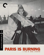 CRITERION COLLECTION: PARIS IS BURNING BLURAY