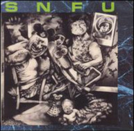 SNFU - BETTER THAN A STICK IN THE EYE CD