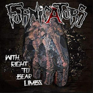 FORNICATORS - WITH RIGHT TO BARE LIMBS CD