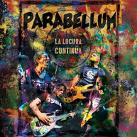 PARABELLUM - LA LOCURA CONTINUA CD