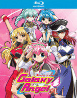 GALAXY ANGEL A COLLECTION BLURAY