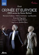 GLUCK /  CREBASSA / PICHON - ORPHEE ET EURYDICE DVD