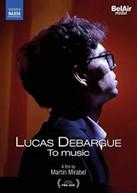 MIRABEL /  DEBARGUE / CASTRO-BALBI -BALBI - TO MUSIC DVD