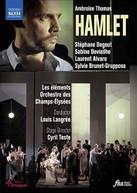 THOMAS /  DEGOUT / LANGREE - HAMLET DVD