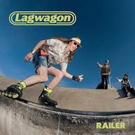LAGWAGON - RAILER CD