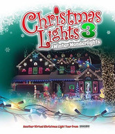 CHRISTMAS LIGHTS 3: WINTER WONDERLIGHTS BLURAY
