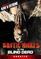EROTIC NIGHTS OF THE BLIND DEAD DVD